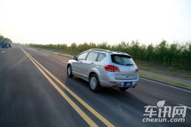 长城汽车-哈弗H6-2.4L 两驱自动精英型