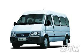 江铃汽车-经典全顺-2.8T柴油多功能型短轴低顶JX493ZLQ3A