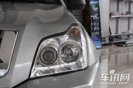 奇瑞汽车-威麟X5-2.0T 两驱舒适型