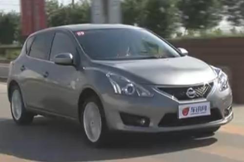 日产新骐达1.6T专业车型评测视频——动力