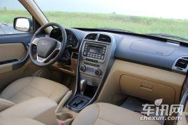 奇瑞汽车-瑞虎-精英版1.6DVVT CVT豪华型