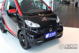Smart-smart fortwo-1.0 MHD 硬顶激情烈焰特别版