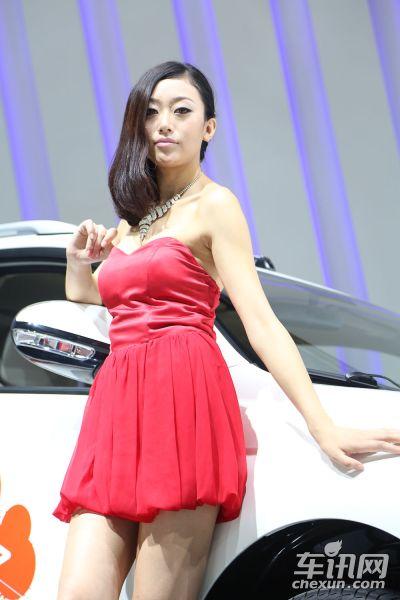 广汽吉奥1号车模
