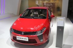 吉利汽车-英伦SC5-RV