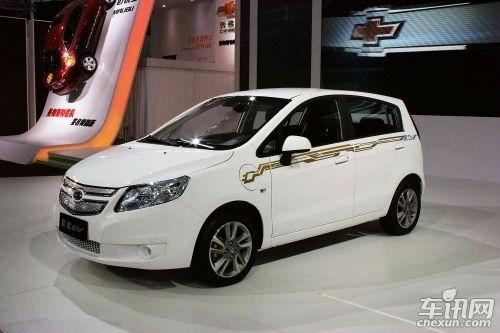 2013款雪佛兰赛欧三厢指定车型优惠4500元图片