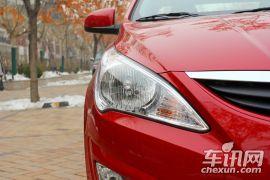 北京现代-瑞纳-三厢 1.4 GS AT舒适型