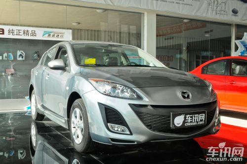 马自达 Mazda3星骋