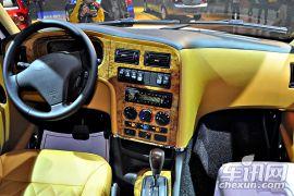 吉利汽车-英伦TX4-2.4定制商务型