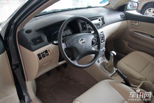 温州市置换比亚迪f3汽车最高优惠0.1万元高清图片