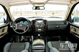 吉奥汽车-帅豹-2.4L 手动舒适型