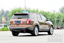 福特-探险者-3.5 XLT