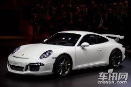 保时捷-保时捷911 GT3