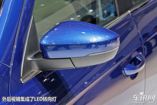车讯网新车图解上海大众朗行 还想要得更多