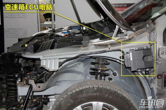 斯柯达汽车发动机结构图解