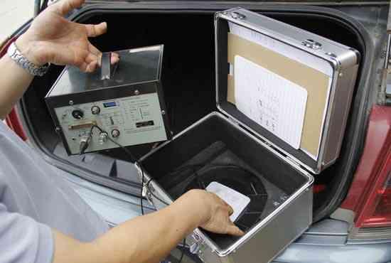 迈锐宝燃油油位传感器电路图