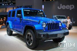 Jeep-牧马人极地版