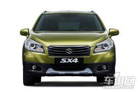 铃木-铃木SX4(海外)