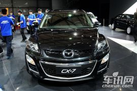 一汽马自达-CX-7