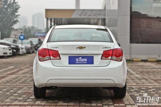 雪佛兰科鲁兹 现车最高优惠4万 售全国高清图片
