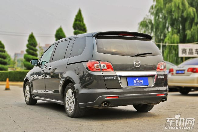 嘉兴马自达8最低20.98万元起售 少量现车