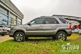 东风悦达起亚-狮跑-2.0L 自动两驱版DLX