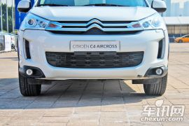 雪铁龙-C4 Aircross-2.0L 四驱豪华版