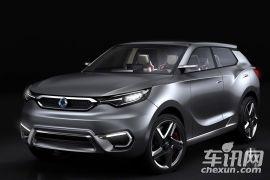 双龙汽车-双龙SIV-1