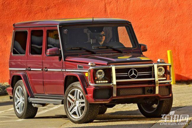 奔驰G级AMG让利高达1万颜色可选 欢迎垂询
