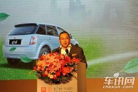 比亚迪e6北京上市