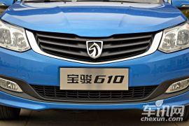 宝骏-宝骏610-1.5L 手动舒适型