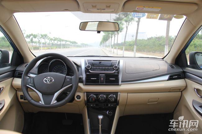 丰田威驰汽车热销中 现金优惠高达1.1万元