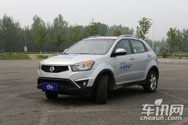 双龙汽车-柯兰多-2.0L 汽油四驱自动豪华导航版