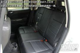 Jeep-自由客-2.4L 豪华导航版