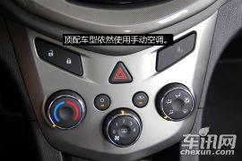 通用雪佛兰-爱唯欧-两厢 1.6SX AT 风尚版