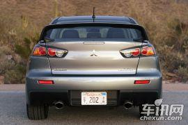 三菱-LANCER Evolution X Gsr 2013