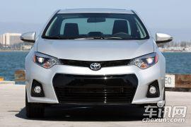 丰田-卡罗拉(海外) 2014