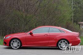 奔驰-奔驰E级(进口) E400 2014