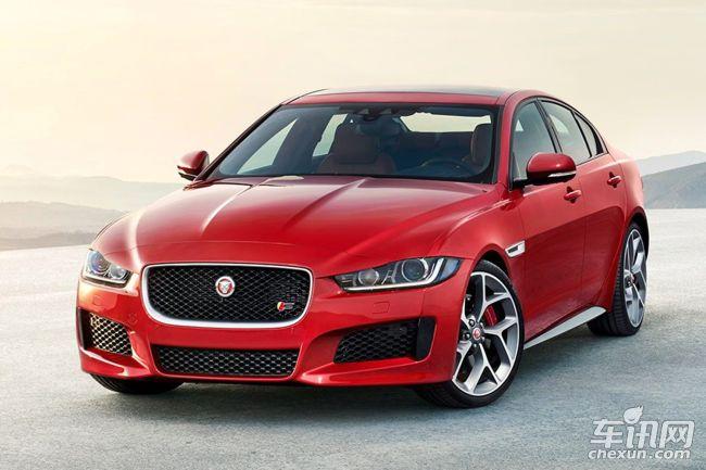 新车将是捷豹首款采用全新iq全铝平台打造的车型.