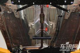 嘉年华两厢 1.5L 自动时尚型-底盘结构