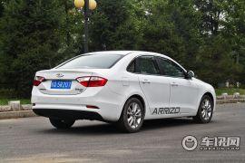 奇瑞汽车-艾瑞泽7-1.6L CVT致尚魔力版