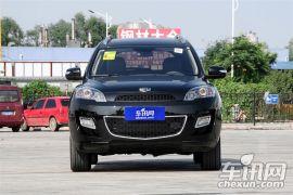 吉利汽车-豪情SUV-2.4L AT两驱尊贵型