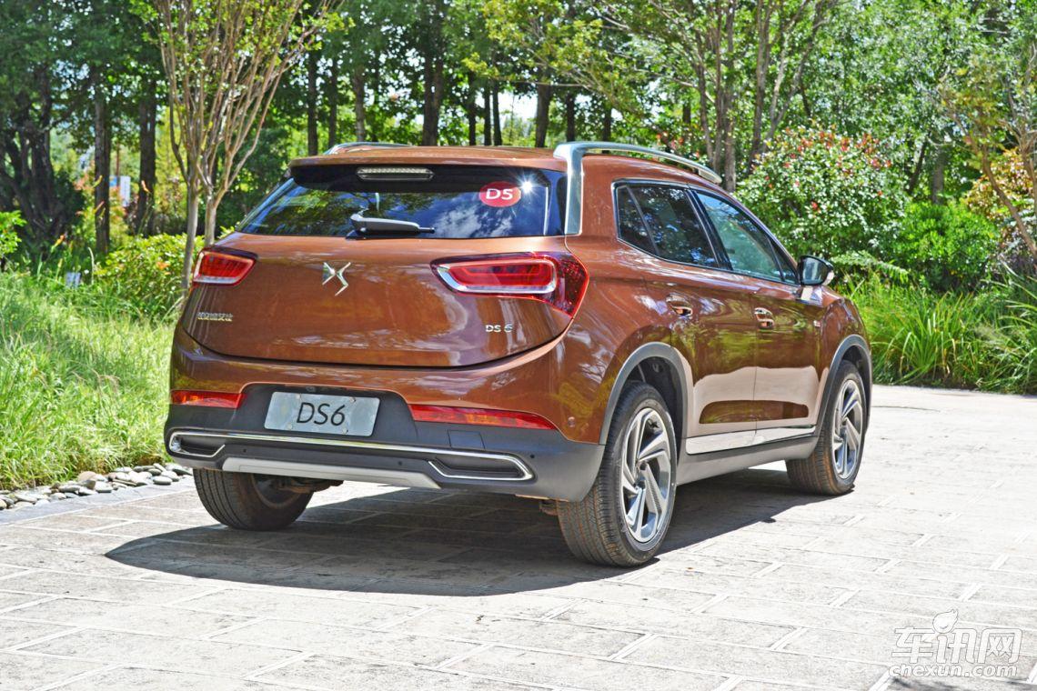 2017款DS 6将广州车展上市 配置或将调整