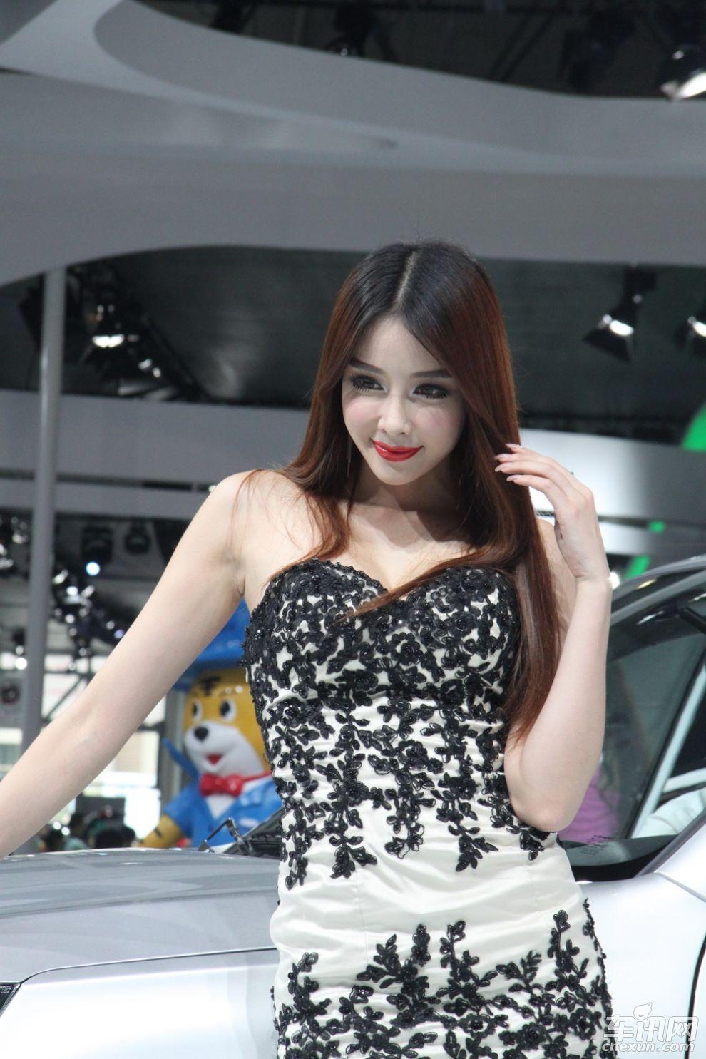 2014广州国际车展 > 奇瑞汽车1号车模