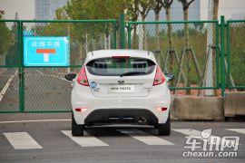 长安福特-嘉年华-两厢 1.0 GTDi 自动劲动型