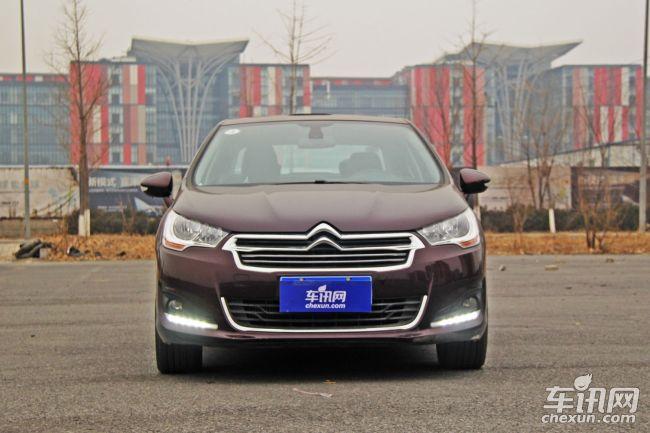 东风雪铁龙C4L 1.2T下月上海车展亮相
