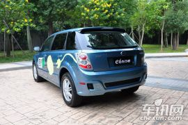 比亚迪-比亚迪e6 2012