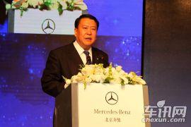 北京奔驰-奔驰GLA下线仪式