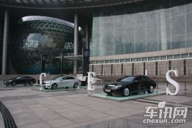 奔驰CES亚洲媒体科技日