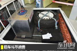 图解郑州日产锐骐皮卡赛车版 环塔种子选手