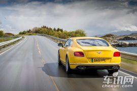 宾利-欧陆 GT V8 S 2016